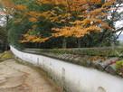 三の平櫓東土塀…