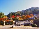 秋の出石城