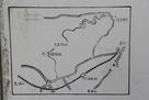 登城路地図