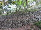 階段状の石垣