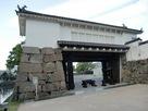 府内城の大手門…