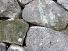 石垣の刻印