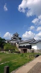 御三階櫓(公園から)