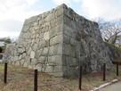 藤門跡の石垣