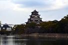広島城 遠景