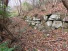 本丸下段南面石垣…