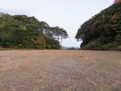 陣屋跡風景