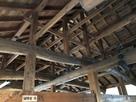乾櫓の部材