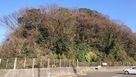 敦賀新港釣り公園駐車場より敦賀陣屋方面を