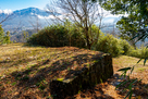 帯郭と恵那山