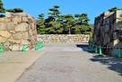 桜御門跡(南側)…