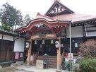 長岳寺 本堂