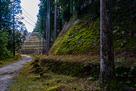 菱櫓台と六段石垣