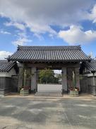 鷲の門(東側より)