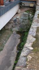 福井城堀と石垣