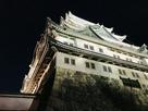 名古屋城夜会 大天守を見上げる…