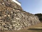 官兵衛普請の石垣