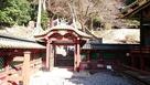家康公御廟への入口(神廟門)