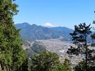 登城路からの眺望…