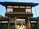 北不明門(櫓門)