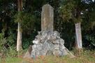 鳥居強右衛門磔死の碑…