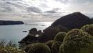 お茶ヶ崎展望台からの景色