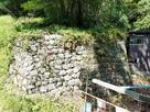 久能山駅の石垣…