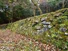 士屋敷跡石垣