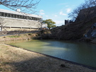 津山城 厩堀