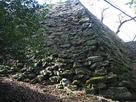徳島城 本丸の石垣
