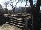 徳島城 帳櫓跡…