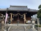 勝竜寺本堂
