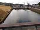 上庄堤(寛永堀)