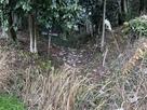 井ノ口館の堀