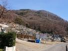 飯綱城の遠景