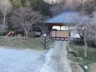 大福寺と駐車場