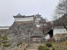 帯の櫓(東側から)
