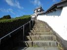 掛川城 登る