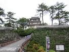 西櫓と高石垣