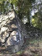 北之丸の石垣