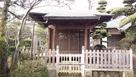 太田道灌公座像が安置されているお堂…
