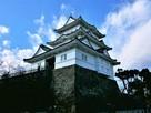 小田原城全景