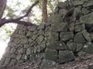 三左衛門殿丸の石垣…