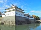 巽櫓と東御門(年の瀬Ver.)…