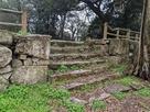 詰の丸 棟門跡