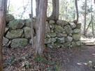淡路丸の石垣