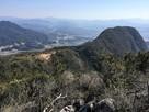 三ノ岳山頂から南東の眺望…