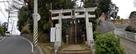 杉山神社(城址周辺)…