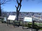 富士見テラスからの眺め…