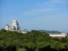 景福寺公園から見る天守群…